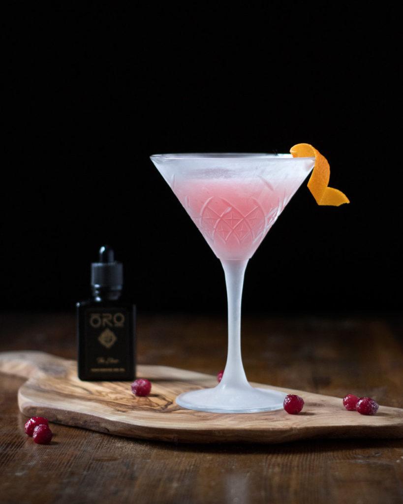 oroganics the elixir cosmopolitan